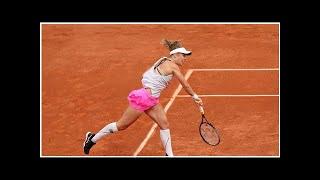 Tennis in Bukarest und Gstaad: Laura Siegemund siegt, Witthöft verliert