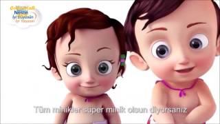 Sütüm Annemden Büyümesi Benden  Dans Eden Süper Minikler   Nestle Bebek Reklamı 2015