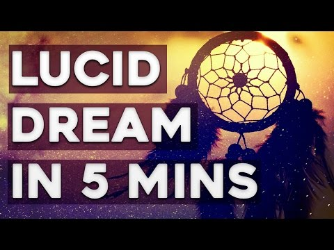 How To Lucid Dream In 5 Minutes