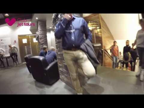 Laponie 5 Mannequin challenge 06 janvier 2017 Club Jet Tours Ylläs Saaga Hotel