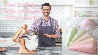 How to Make Swiss Meringue Buttercream