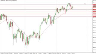 FTSE 100 Technical Analysis for the week of July 24, 2017 by FXEmpire.com
