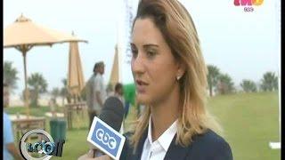 #الملعب | افتتاح البطولة العربية للجولف