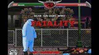 Mortal Kombat Chaotic (MUGEN) - Playthrough 2/2
