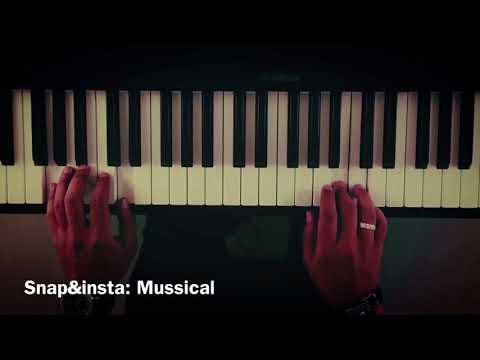 موسيقى بيانو sen yanımdayken عزف علي الدوخي