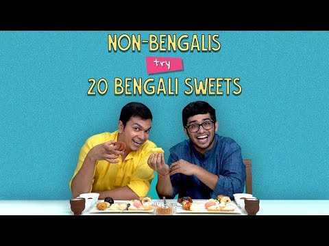Xxx Mp4 Non Bengalis Try 20 Bengali Sweets Ok Tested 3gp Sex