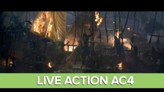 Assassin's Creed 4 Live Action Trailer