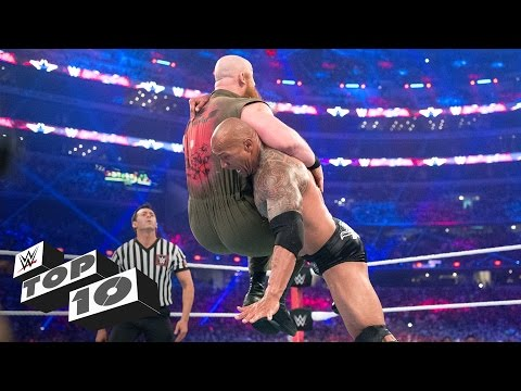 Fastest one on one matches WWE Top 10