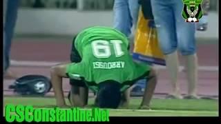 شباب قسنطينة 2 ـ 1 وفاق سطيف: مقابلة مجنونة في الدوري الجزائري CSC 2 - 1 ESS