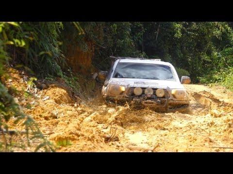 Alta Ruta 4x4 Expedición Pauti 2013 Full Barro