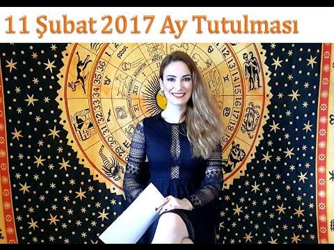 11 ŞUBAT 2017 AY TUTULMASI ASTROLOJİ