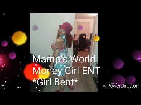Girl Bent