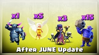 1 Pekka+ 15 Bowler+ 3 Witch+ 5 Healer | After JUNE Update | TH12 War Strategy #11 | COC 2018 |