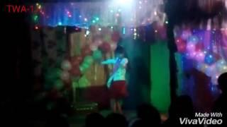 আদিবাসী কন্যাদের মনমাতানো ডান্স--nalitabari,sherpur-TWA