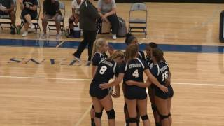 Varsity Volleyball - Lorain vs. Elyria  8-25-16