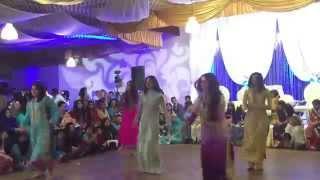 Sara Anwar & Ali Asgur Wedding Performance 8/1/15