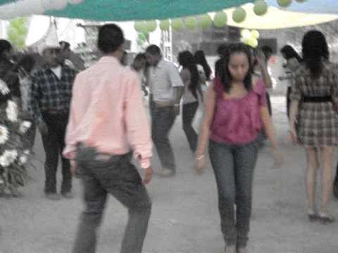 Baile en el Terrero de Huetamo Zapateado