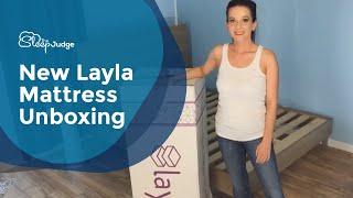New Layla Mattress - Unboxing