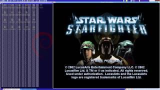Wine Star Wars: Starfighter cutscene playback bug