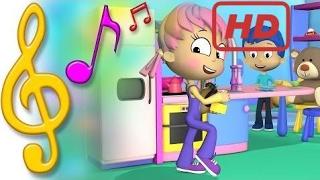 School for Kids |  TuTiTu Songs | Kitchen Song | Songs for Children with Lyrics