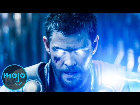 Top 10 Times Movie Characters Went God Mode
