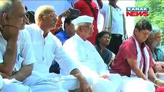 Anna Hazare To Visit Odisha Today; To Join 'Jai Kisan'