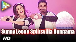 Sunny Leone | Ranvijay Singha At The Press Conference Of 'Splitsvilla 8'