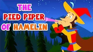 Pied Piper of Hamelin | Bedtime Stories | MagicBox English Kids