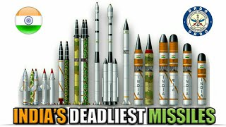 India's Deadliest Missile - List Of Powerful Indian Missiles   Future Indian Missiles (Hindi)