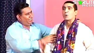 Best of Zafri Khan, Asha and Nasir Chinyoti New Pakistani Stage Drama Full Comedy Funny Clip