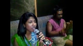 Akash Meghe Dhaka by Nusrat Kriti