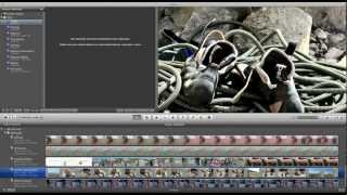 iMovie 11 Trailer Workshop, How to change allmost everything