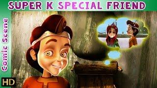 Super K (Hindi) | Super K Special Friend | Comic Scene | HD