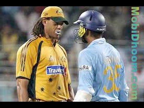 Biggest Fight in Cricket History Ever- India Vs Australia