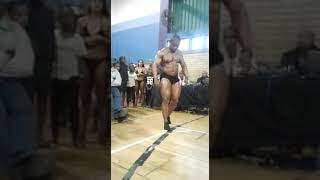 Body Builder Dies Trying A Back Flip in SA