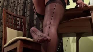 Feet Nylon #5