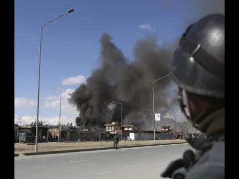 Xxx Mp4 News The Attack Of Islamists In Kabul Afghanistan 3gp Sex