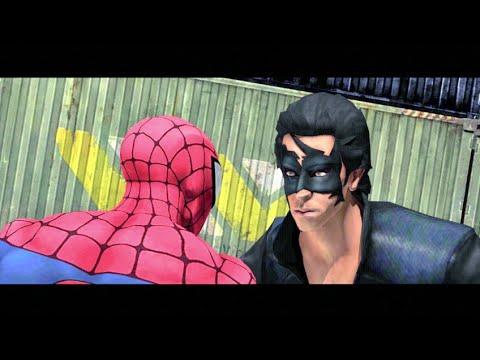Xxx Mp4 KRRISH Vs SPIDER MAN Part 1 Bollywood Vs Hollywood Part 2 Link In Description Epic Hero Films 3gp Sex