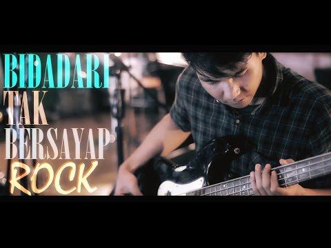 Xxx Mp4 Anji Bidadari Tak Bersayap Rock Cover By Jeje GuitarAddict Feat Oki Official Music Video 3gp Sex