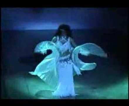 Danza Arabe Alas de Isis Vivian Cockbaine Chile