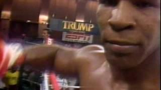 Tyson vs Long - 1st Round Knockout
