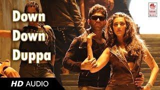 Race Gurram Songs   Down Down Duppa Audio Song   Allu Arjun, Shruti hassan, S.S Thaman