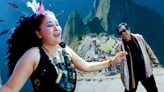 Aaku Bhai And Kovai Sarala Kilimanjaro (Robo) Song - Kovai Sarala, Brahmanandam