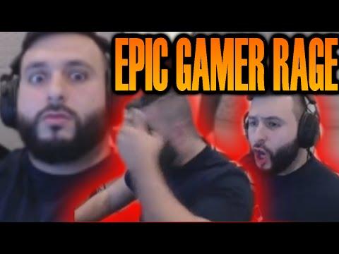 CS:GO EPIC GAMER RAGE! [HEADPHONE WARNING!] MOE TV