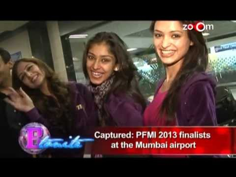 Marc Robinson and the models of Miss India talk about their experience in Vancouver