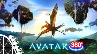 360 VR Video Avatar 360 VR Roller Coaster Simulator VR Box 360 Virtual Reality 360 4K