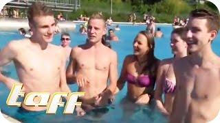 Sommer im Freibad   taff   ProSieben