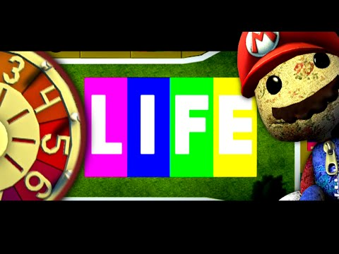 The Game of Life Little Big Planet