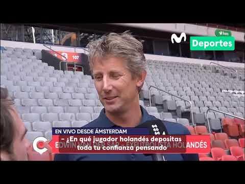 Xxx Mp4 Edwin Van Der Sar Espero Que El Partido De Holanda Y Perú Sea Bien Jugado 3gp Sex