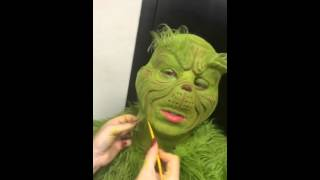 The Making of Grinch new